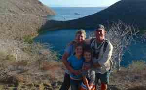 Above Darwin Lake