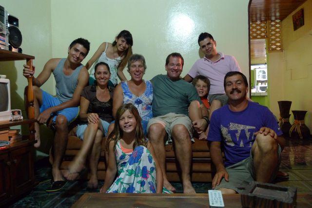 Retana-Miñoz Family