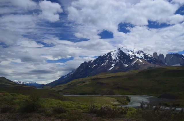 Mountains of Patagonia