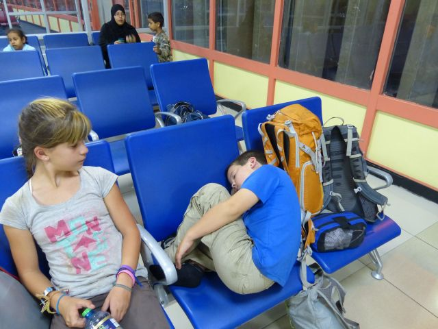 Traveling Kids