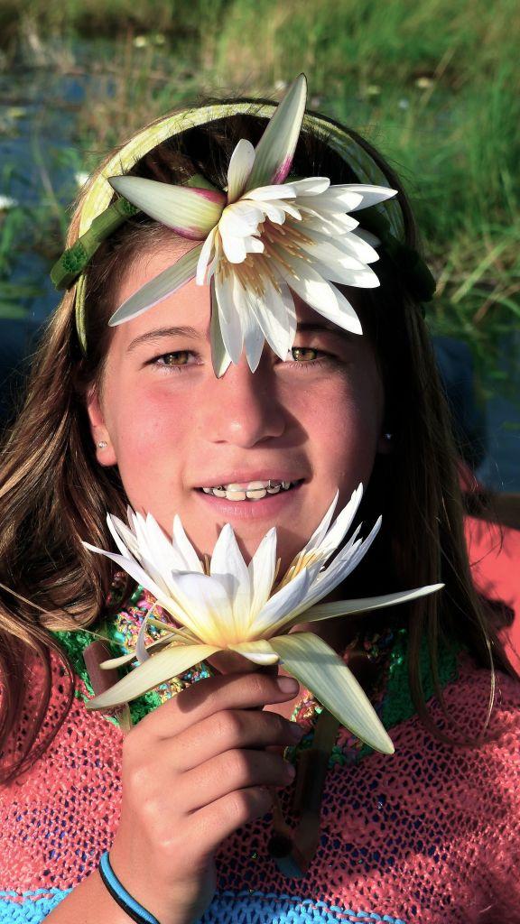 Lucia Lotus Girl