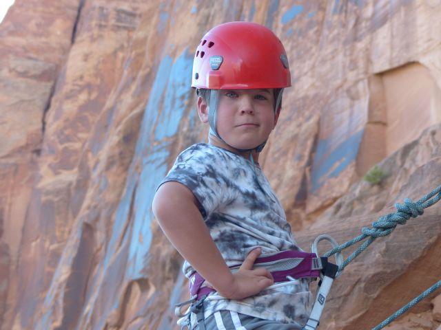 Mac's Climbing Attitude
