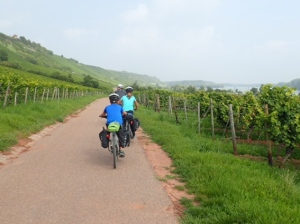 Easy Going On The Middle Rhine