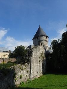 Maastricht city walls