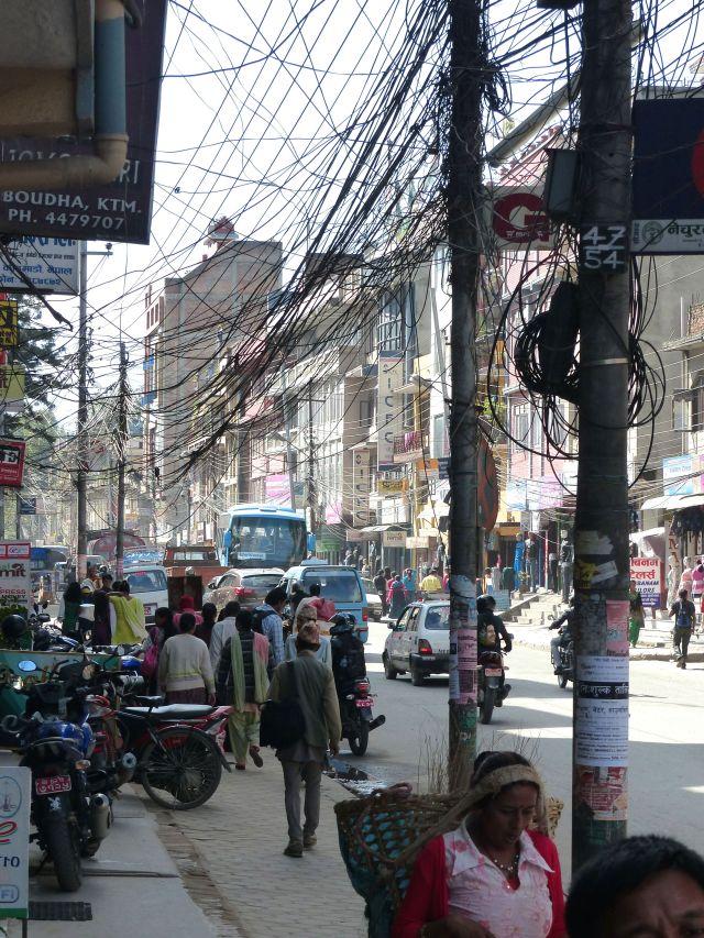 Crazy Kathmandu