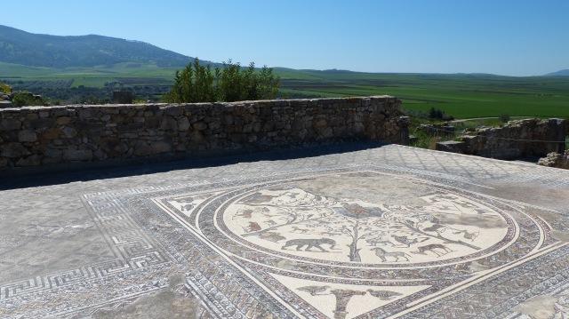 Volubulis, a Roman ruin